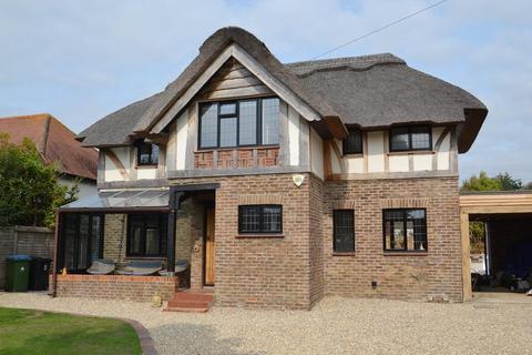 4 bedroom detached house for sale - Ferringham Lane, Ferring, West Sussex, BN12 5ND