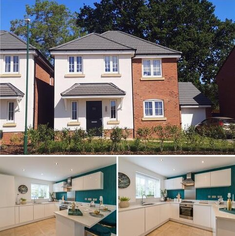 3 bedroom detached house for sale - Plot 94, Pebworth at Meadows View, Normanton Lane, Bottesford NG13