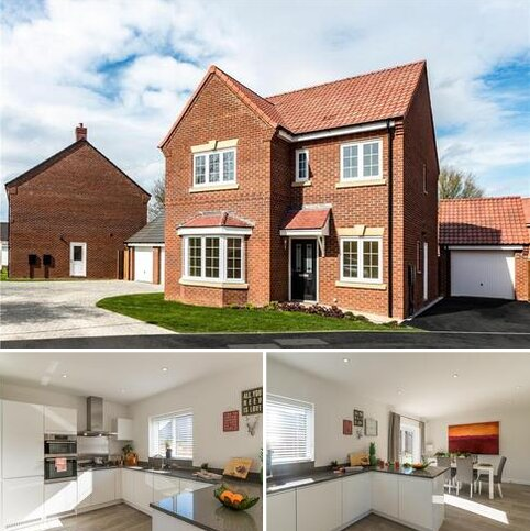 4 bedroom detached house for sale - Plot 526, Calver at Roman Heights Phase 2, Burton Road, Streethay, Lichfield WS13