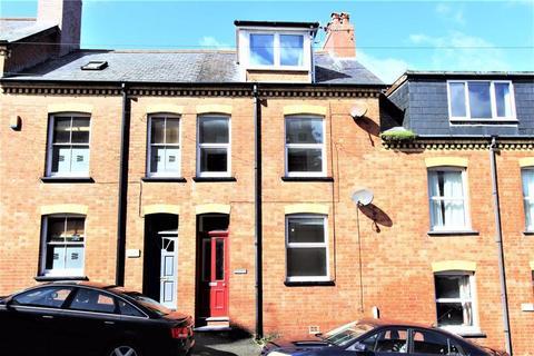 4 bedroom terraced house for sale - Edgehill Road, Aberystwyth