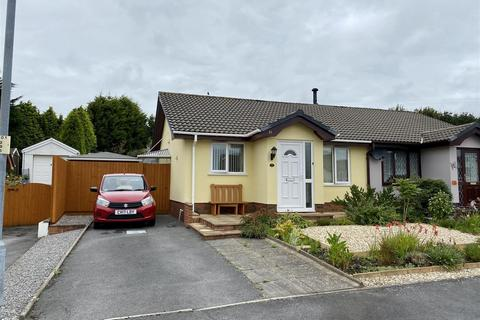 2 bedroom semi-detached bungalow for sale - Brynglas, Penygroes, Llanelli
