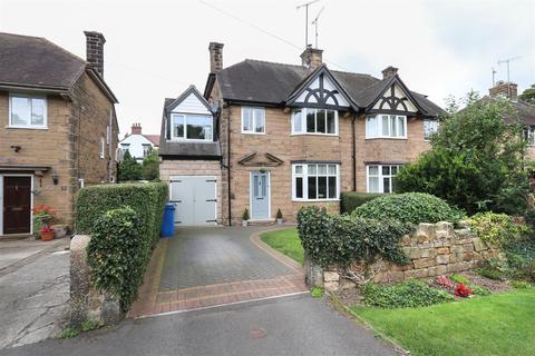 4 bedroom semi-detached house for sale - Brookside Glen, Brookside, Chesterfield, S40 3PG