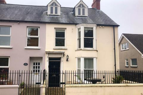 2 bedroom end of terrace house for sale - 27 Grove Place, Haverfordwest