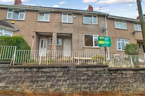 3 bedroom terraced house - Carmarthen Road, Swansea