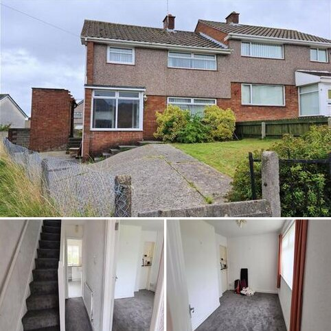 3 bedroom semi-detached house for sale - Orchard Drive, Barry