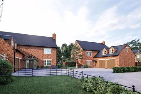 5 bedroom detached house for sale - The Hardwicks, Hardwick Drive, Shangton