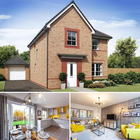 4 bedroom detached house for sale - Plot 3, Kingsley at Elwick Gardens, Riverston Close, Hartlepool, HARTLEPOOL TS26