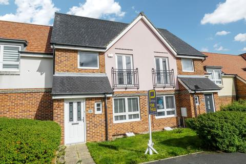 3 bedroom semi-detached house for sale - Hindmarsh Drive, Ashington, Northumberland, NE63 9FA