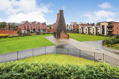 2 bedroom flat for sale - Kiln View, Hanley, Stoke-On-Trent, ST1 3GA