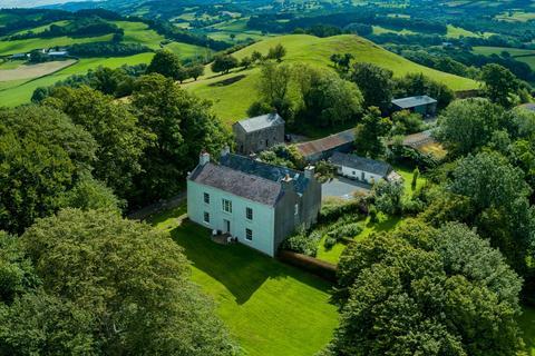 Farm for sale - Llangadog, Carmarthenshire, SA19