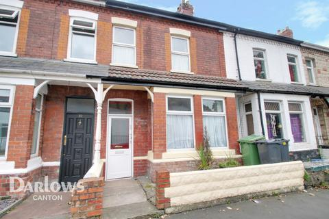 2 bedroom terraced house for sale - St Fagans Street, Cardiff
