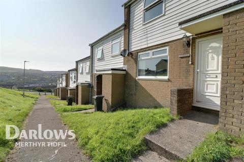 3 bedroom end of terrace house to rent - Lupin Close, Merthyr Tydfil