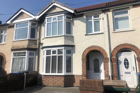 3 bedroom terraced house to rent - Eastcotes, Coventry CV4