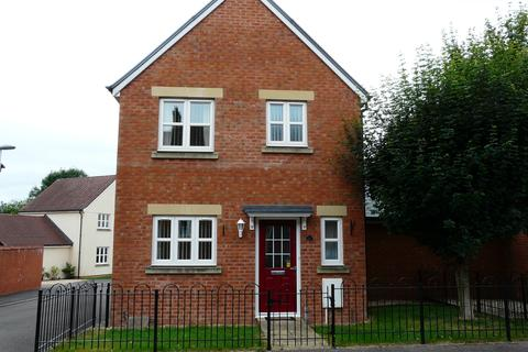 3 bedroom detached house to rent - Swan Avenue, Tiverton EX16