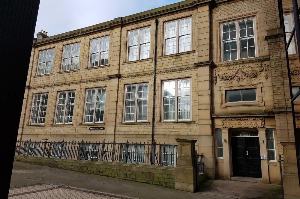 1 Bedroom Apartment Flat for rent in York House, Leopold Square, Orchard Lane, Sheffield, S1