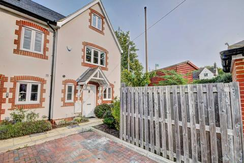 3 bedroom end of terrace house for sale - Poppy Road, Princes Risborough