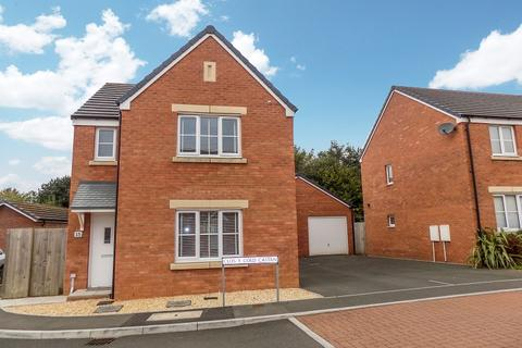 3 bedroom detached house for sale - Clos Y Coed Castan, Coity, Bridgend. CF35 6PA