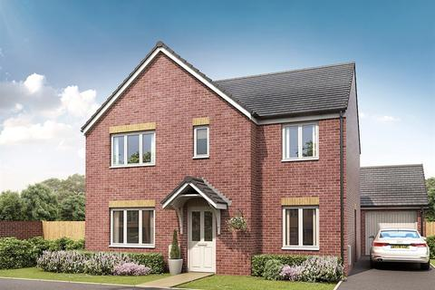 5 bedroom detached house for sale - Plot 107, The Corfe at Oak Tree Gardens, Audley Avenue TF10