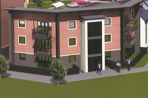 2 bedroom flat for sale - Plot 99, The Aiden at Elmwood Park Court, Esh Plaza, Sir Bobby Robson Way NE13