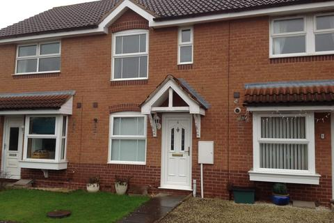 2 bedroom terraced house to rent - Dodington Close, Barnwood, Gloucester GL4