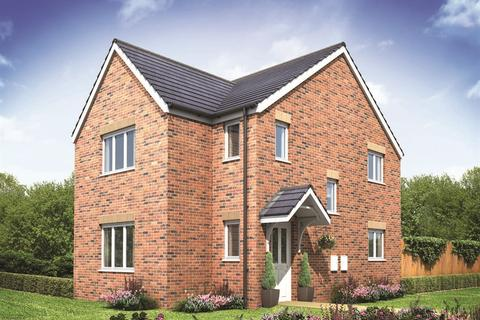 3 bedroom detached house for sale - Plot 160, The Hatfield Corner  at The Fairways, Rectory Lane, Standish WN6