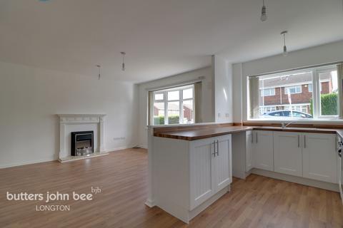 3 bedroom detached bungalow for sale - Barleyford Drive, Stoke-On-Trent