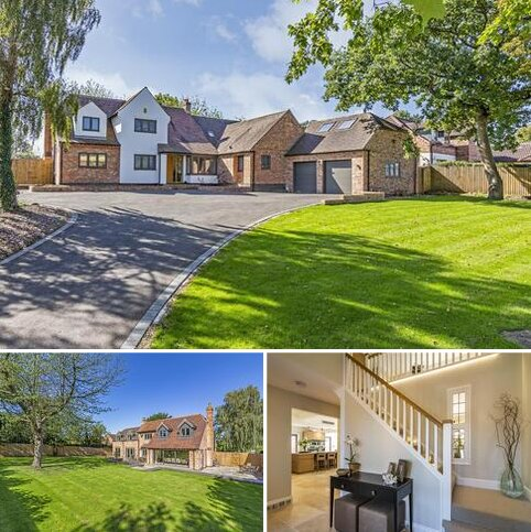 6 bedroom detached house for sale - Little Acre, Tithby Road, Cropwell Butler, Nottinghamshire NG12 3AA