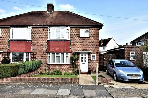 3 bedroom semi-detached house for sale - Beech Road, Bedfont, Middlesex, TW14
