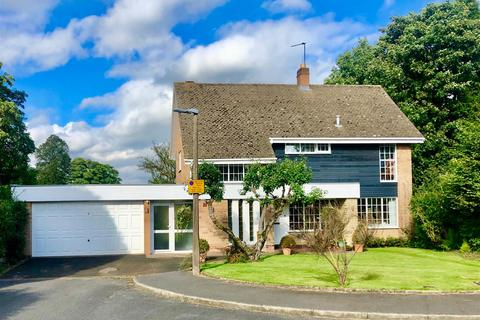 4 bedroom detached house for sale - Dorridge Croft, Dorridge, Solihull, B93 8QL
