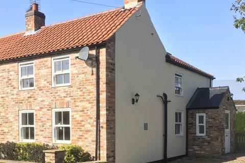 3 bedroom semi-detached house to rent - West End, Seaton Ross, York, YO42 4NN