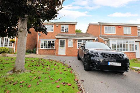 3 bedroom detached house for sale - Stanbrook Road, Shirley, Solihull, B90 4UT