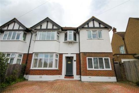 4 bedroom semi-detached house for sale - Merland Rise, Epsom