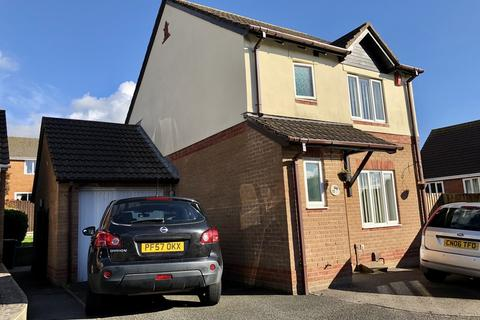 3 bedroom detached house for sale - Cornfield Gardens, Newnham Downs, Plymouth