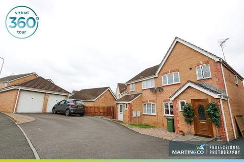 3 bedroom semi-detached house for sale - Bluebell Drive, Llanharen