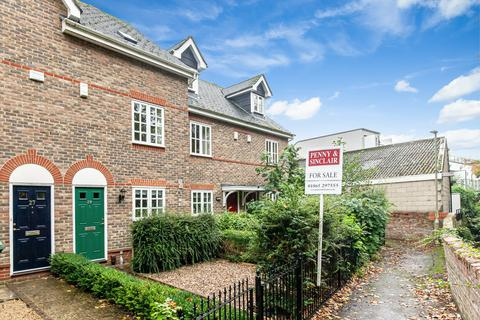 3 bedroom terraced house for sale - Cherwell Street, Oxford, OX4