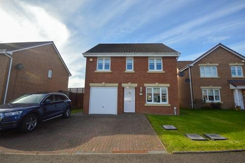 4 bedroom detached house for sale - Cornfoot Crescent, East Kilbride, South Lanarkshire, G74 3ZB