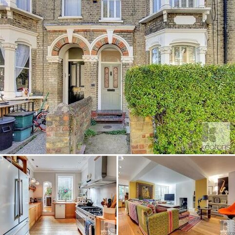 4 bedroom terraced house to rent - Bardolph Road, London, N7