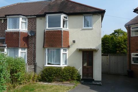 3 bedroom semi-detached house to rent - Kings Green Avenue, Kings Norton