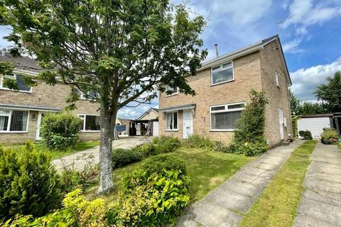 2 bedroom semi-detached house for sale - Thanet Garth, Silsden