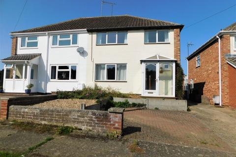3 bedroom semi-detached house to rent - Aldis Avenue, Stowmarket