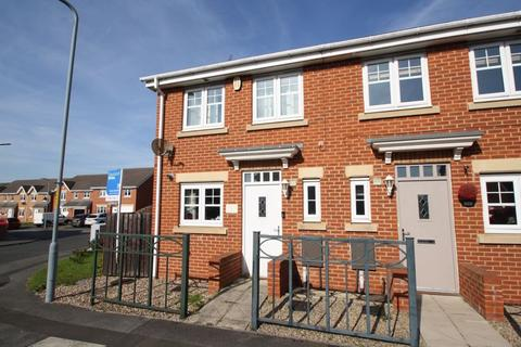 2 bedroom semi-detached house for sale - Wensleydale Gardens, Thornaby, TS17 9BP