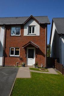 3 bedroom semi-detached house for sale - Y Gerddi, Blaenplwyf, Aberystwyth, Ceredigion, SY23