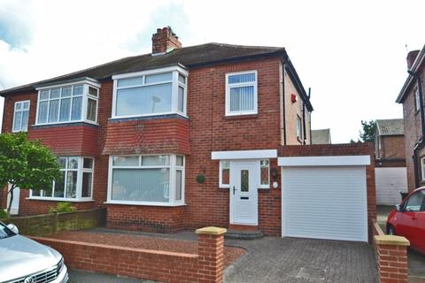 3 bedroom semi-detached house for sale - Glanton Road, North Shields