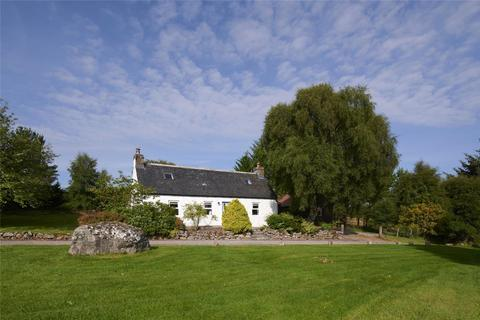 3 bedroom detached house for sale - Lower Hilton Cottage, Culrain, Ardgay, Highland, IV24