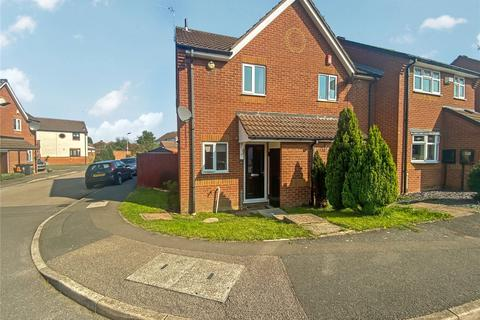 2 bedroom end of terrace house for sale - Buckingham Drive, Aylestone, Leicester