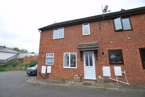 2 bedroom end of terrace house for sale - West Court, Leighton Buzzard
