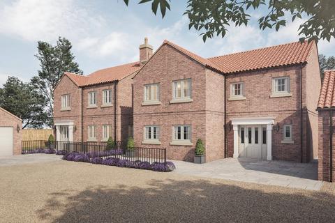 4 bedroom detached house for sale - Mill Ash House (Plot 1) Millfield Place , Easingwold, York, YO61