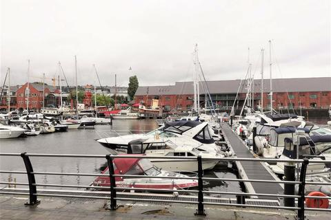 1 bedroom apartment for sale - Ferrara Quay, Marina, Swansea