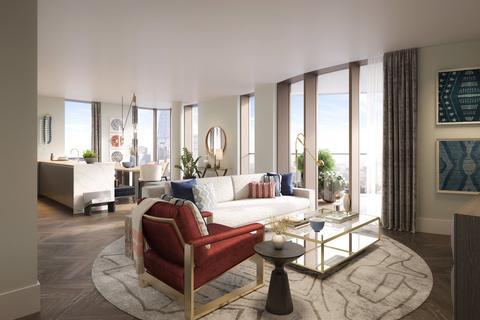 2 bedroom flat for sale - Triptych, London, SE1