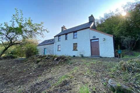3 bedroom property with land for sale - Llanfair Clydogau, Lampeter, SA48
